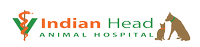 Indian Head Animal Hospital Logo